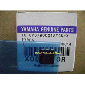Cpu Da Placa De Comando Mks Teclado Yamaha Tyros2 3 4 / S950