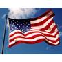 Lindas Bandeiras Estados Unidos E Reino Unido - 1,50x90cm!