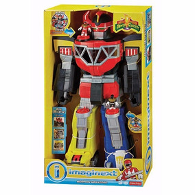 Boneco Fisher Price Imaginext Power Rangers Megazord