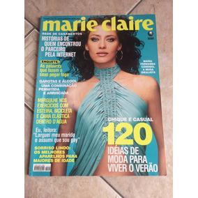 Revista Marie Claire Maria Fernanda Cândido Ana Machado