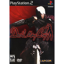 Patch - Devil May Cry - (ps2) E Pc
