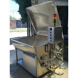 Pasteurizadora Automática Cap. 300 Lts