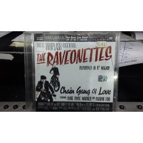 Cd The Raveonettes Chain Gang Of Love (só Encarte Da Frente)