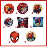 Globos Spiderman 9 X10 Centro De Mesa Souvenir Disney Local