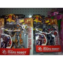 Robot Transformers Bumblebee Optimus Prime 12 Cm Modatoys