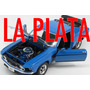Ford Mustang Clasico Welly Coleccion Escala 1/18 Metal Video