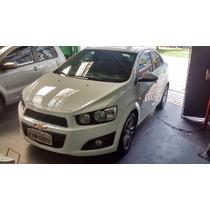 Sonic 1.6 Ltz Sedan Automático 2014 - Aceito Troca