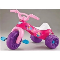 Montable Triciclo Fisher Price Barbie 2 - 5 Años