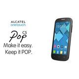 Celular Alcatel One Touch Pop C5 Liberado Doble Sim En Efect
