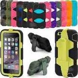Funda Original Griffin Survivor Iphone 6s 6 Case + Templado