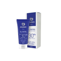Anasol Protetor Solar Facial Fps 30 Pele Oleosa