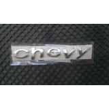 Emblema Chevy