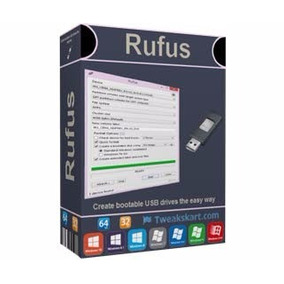 Rufus Cree Unidades Usb Booteables Para Formatear Windows