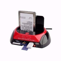 Dock Station P/2 Hd Sata/ide 2.5 /3.5 / E-sata Docking Cp76