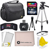 Kit De Accesorios Fotograficos Canon, Nikon, Sony, Olimpus