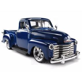 Chevy Pick Up 1953 Azul 1:24 Jada
