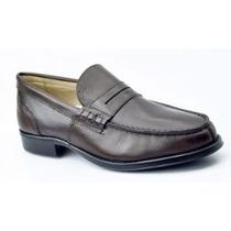 Zapato Casual Vestir Caballero Cuero Estilo Sebago 38 Al 45