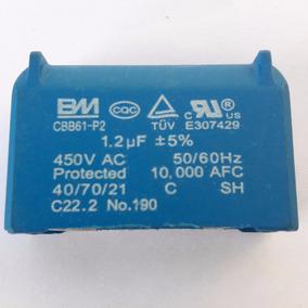 Capacitor 1.2µf Placa Eletrônica Ar Condicionado Split
