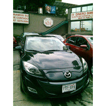 Mazda 3 Automatico, Electrico, Aire, Piel, Quemacocos, Impec