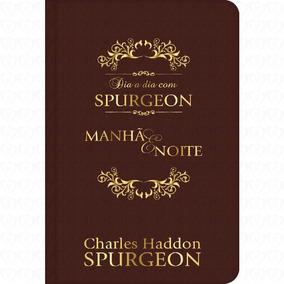 Livro - Dia A Dia Com Spurgeon