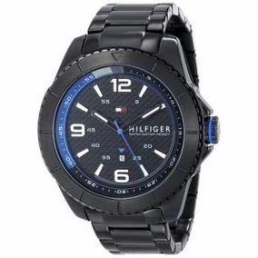 Reloj Tommy Hilfiger 1791001 Ash Ace Negro Otros Fossil