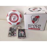 Reloj Pelota River Y Llavero Copa Libertadores De Regalo