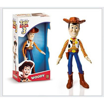 Boneco Woody Toy Story Calboy - Parceiro Do Buzz