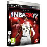 Nba 2k17 Nuevo Ps3 Playstation 3 Envío Gratis!