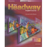 New Headway Elementary Students Book Parte A Units 1-7 Oxfor