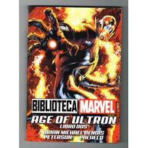 Biblioteca Marvel - Age Of Ultron Libro Dos - Televisa