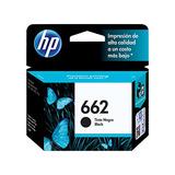 Hp Cartucho # 662 Negro - Hp Deskjet Ink Advantage 2515/3515