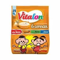 Promoção Mingau Vitalon Turma Da Monica Sem Proteina Do Leit