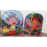 Mochilas Personalizadas Da Dora Aventureira E Botas