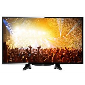 Tv Aoc Led 32 Hdmi 2 Usb Conversor Digital Integrado Le32h1