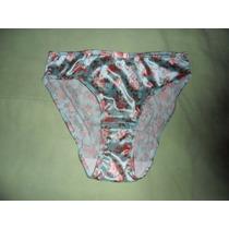 Ilusion Pantaleta Bikini Ultra Brillosa Espejo Satinada