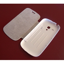 3 Pz Case Flip Cover Samsung Galaxy S3 Protector + Micas
