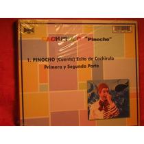 Cd Cachirulo Cuentos De Cachirulo Pinocho Nuevo
