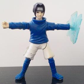 Raro Boneco Coleção Naruto Mc Donalds Sasuke Leia Usad