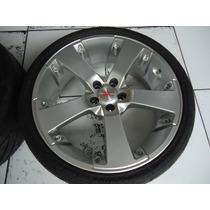 Jogo Rodas 1000 Miglia Original C/pneus 215/35z/r18 Yokohama