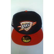Nba Oklahoma City Thunder 7 New Era 59 Fifty $435 Pesos Orig