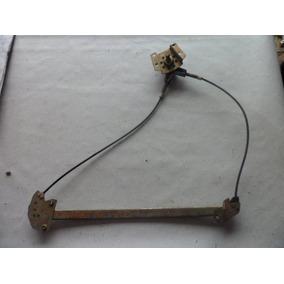 Máquina Elevador Vidro Manual Mecâni Monza Tubarão 92-94 De