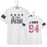 Camisa Camiseta Kpop Bangtan Boys Bts Integrantes!