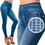 10 Calzas Estilo Jeans Magic Leggins / Cupoclick