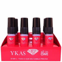 Ykas Fabulous Hair All In One Máscara Leave In (12 X 15 Ml)