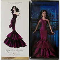 Juguete Mattel Barbie Doll - Gold Label Rapsodia En Nueva Y