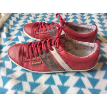 Zapatillas Narrow Rojas Talle 41