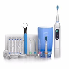 Irrigador Oral Fio Dental Escova Dental Elétrica Jetpik