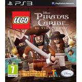Lego Piratas Del Caribe Ps3 Digital - Entrega Inmediata