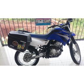 Suportes Laterais Para Baús Personalizados Yamaha Lander 250