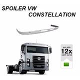 Spoiler Parachoque Caminhão Vw Constellation